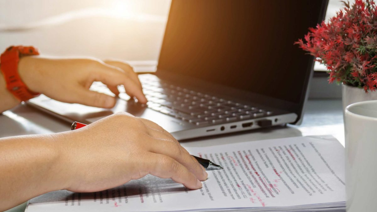 Proofreading or Editing | Articles - Elsevier Author Services