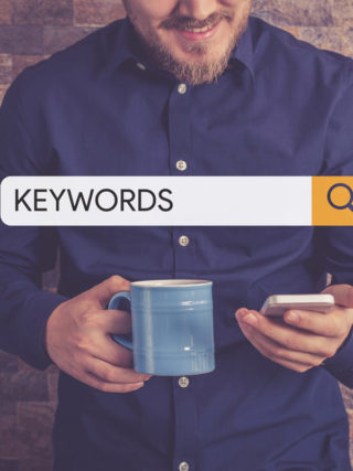 How to choose keywords for a manuscript?
