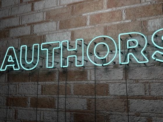 What is a corresponding author?